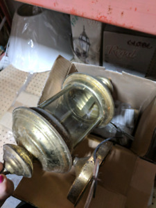 Used outdoor lights