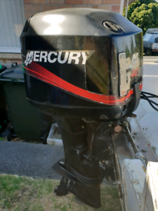 40hp oil injected 2stroke outboard