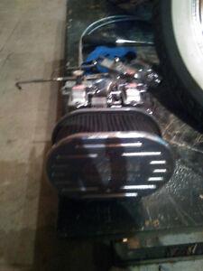 carburateur doubble edelbrooke