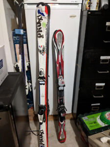 Adult & Youth Ski Gear - skis, poles, helmets, boots