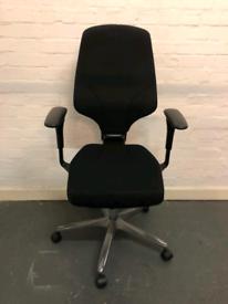Giroflex G64 Ergonomic Task Operator Chair Black Office furniture