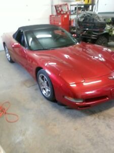 Supercharged C5 Convertible
