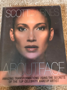 'Professional Makeup' and Scott Barnes 'About Face'