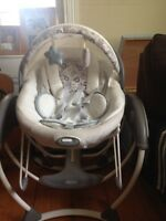 Graco Glider Elite Swing/Bouncer Chair