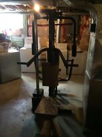 weight set it's one of the bigger ones is a welder pro 9625