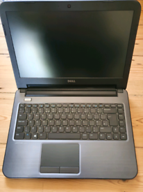 Dell laptop with new Battery & Hard Disc