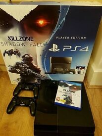 Ps4 boxed with one controller