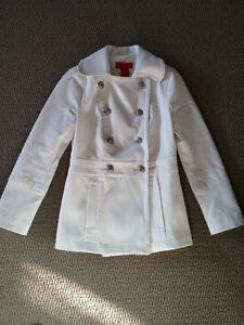Brand New Joe Women's Jacket in Ivory White, size XS