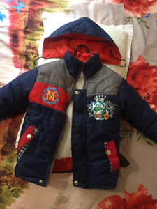 Winter Jacket for Kid up to 4/5 years