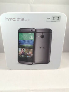 HTC - Mini II - Titanium Grey- Unlocked