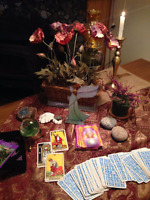 CARD READINGS & REIKI HEALING