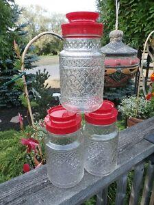Vintage Maxwell House Coffee Jars