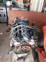 6.0liter gas motor out of 2004 gmc truck