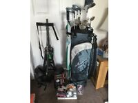 Ladies Golf clubs hardly used