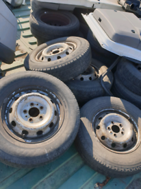 Iveco daily tyres and wheels