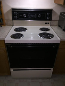 Moffat Electric Range - Self Cleaning