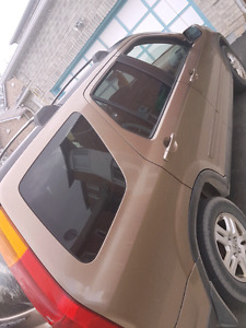 Honda CRV 2003 everything very ok second used old lady driven