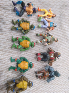 Teenage Mutant Ninja Turtles lot $60.00