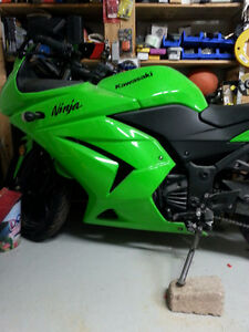 2008 Kawasaki Ninja 250r -low kilometers