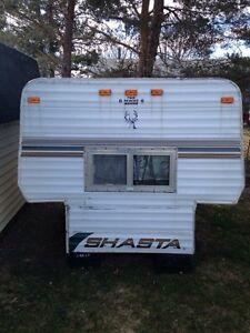 Shasta slip in camper