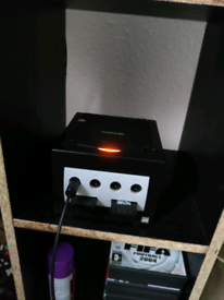 Sale GameCube with games