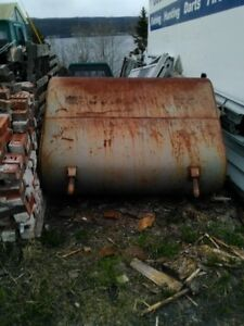 used oil tank for trailer