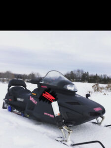 Yamaha snowmobile for sale