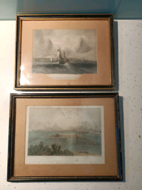 Two Old Prints