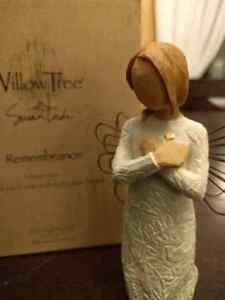 Remembrance by willow tree