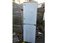 Free working fridge freezer