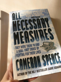 All Necessary Measures by Cameron Spence