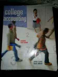 College accounting 2nd semester office administration