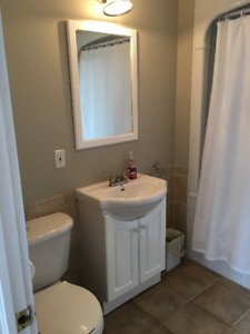Two complete bathrooms for sale!