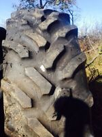 Tractor tire. DT710 or 18.4R - 26