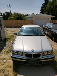 1992 bmw 320i rhd 125k kms looking for trades