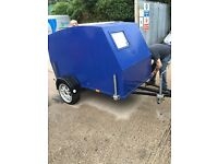 Small camping trailer ideal for trikes.