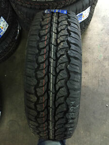 265/75R16LT New A/T tires