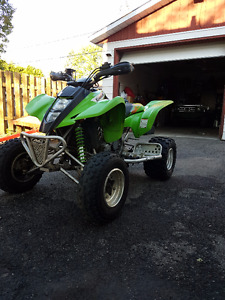 kfx 400 2003