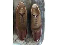 Grenson G Lab Brogues - limited edition size 9