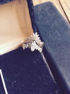 Ladies Diamond Desire Ring