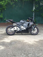 HONDA CBR 600RR 2005 EDITION TRIBAL
