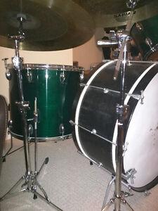 "Vintage Slingerland Maple Drums with 28"" 1930's BASS DRUM!!!! Kingston Kingston Area image 6"