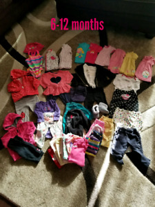 Baby girls 6-12 month lot