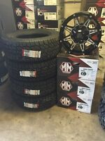 Dodge Ram 17 inch Rim and Cooper Tire Package
