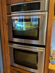 Jenn Air Double Wall Oven JJW8630DDS30