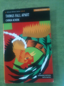 Things Fall Apart by Achebe