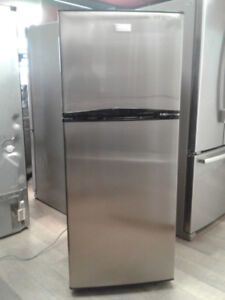 "fridge top  freezer stainless s 24"" FRIGIDAIRE"