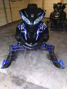Clean 2007 Yamaha Attack / LOW MILEAGE!