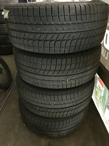 255/45R18 Michelin X-Ice Xi3 pneus d'hiver mags Mercedes TPMS