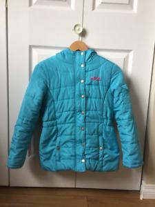Fila child fall coat